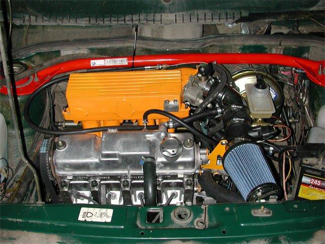 Тюнингуем самостоятельно двигатель ВАЗ 2108 до 200 л.с.