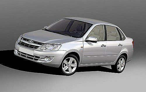 Автомобиль Lada Granta отзывают