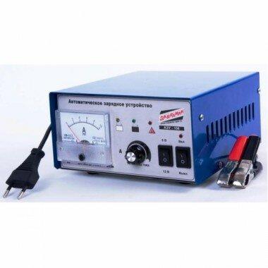 Зарядное устройство для автомобильных аккумуляторов Заводила АЗУ-108 (6/12В 8А Для АКБ до 110.