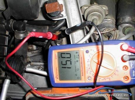 Как правильно проверить датчики инжекторного автомобиля